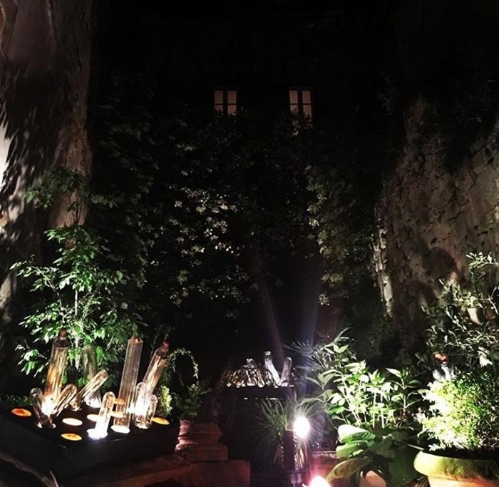 Journées du patrimoine 2019 - Spectacle nocturne