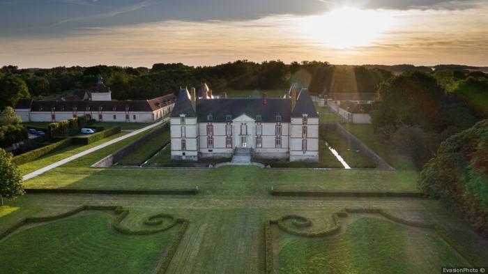 Journées du patrimoine 2020 - Visite libre du château de Réveillon