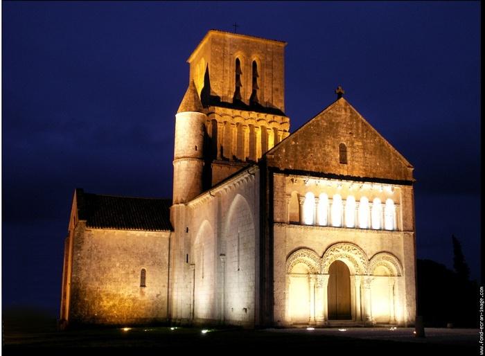 Journées du patrimoine 2020 - Visite d'une église du XIIe siècle de style roman saintongeais