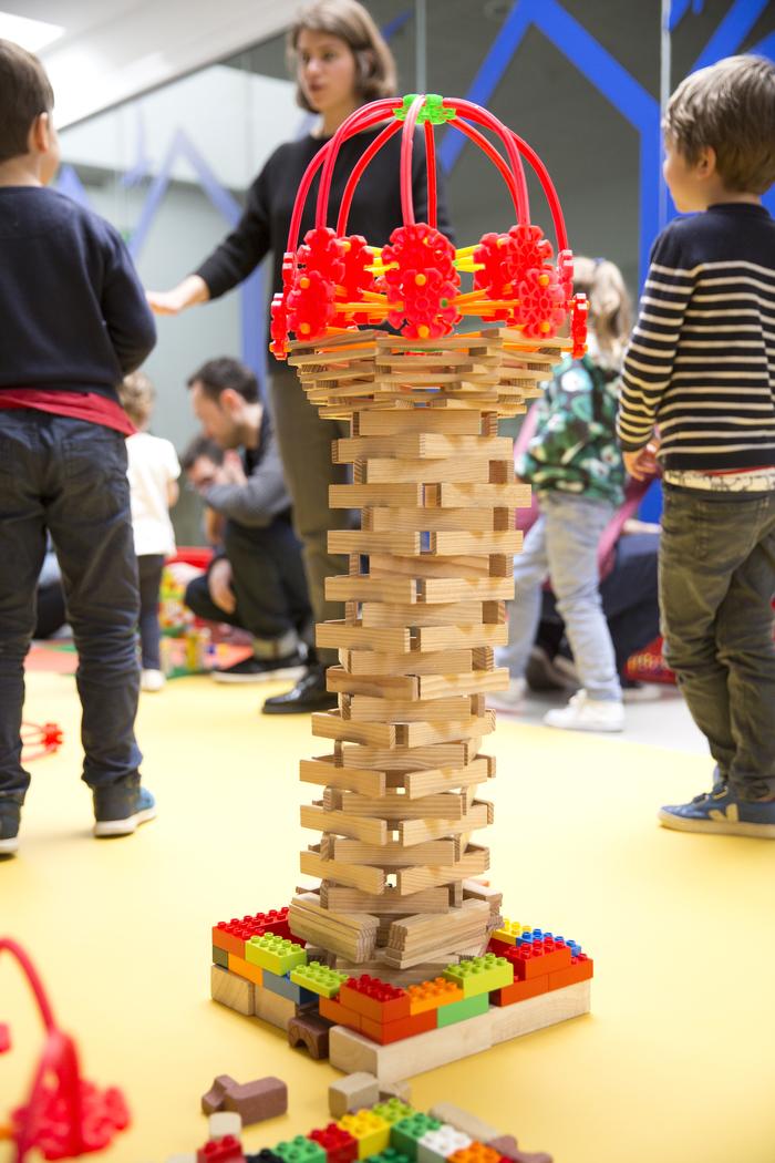 Journées du patrimoine 2020 - Atelier Jeux de construction en famille