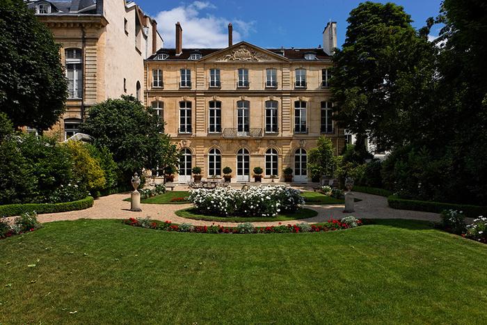 Journées du patrimoine 2020 - ANNULÉ - Entre cour et jardin - hôtel d'Avaray, un joyau néerlandais parmi les hôtels particuliers à Paris