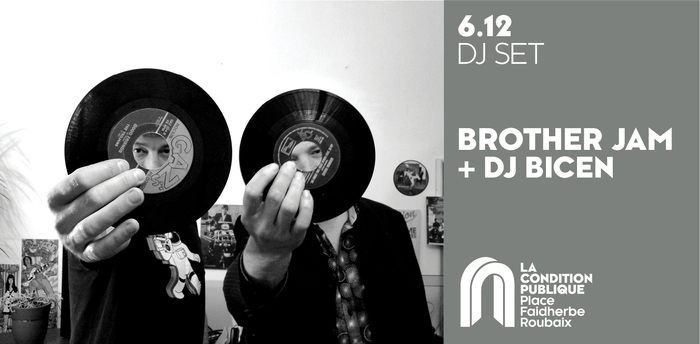Brother Jam + Dj Bicen | Dj Set