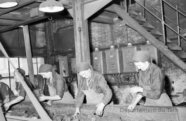 Nuit des musées 2019 -Femmes au charbon