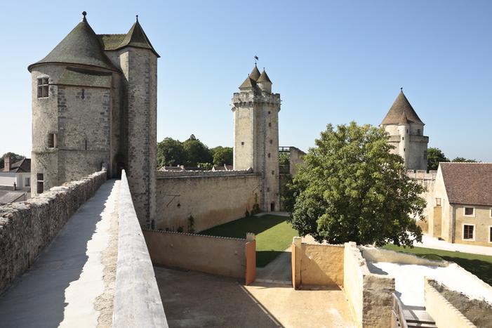 Journées du patrimoine 2020 - Visite libre du Château de Blandy