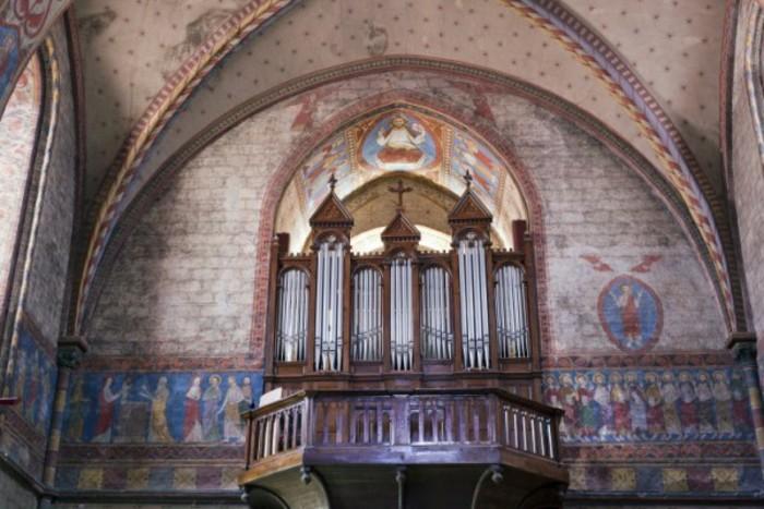 Journées du patrimoine 2019 - Visite libre de l'orgues de Notre-Dame-du-Bourg