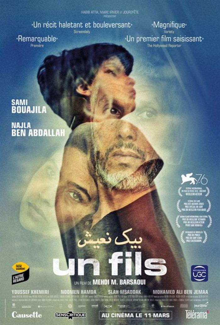 Drame (VOST) de Mehdi M. Barsaoui avec Sami Bouajila… - TUNISIE - 2020 - 1H36