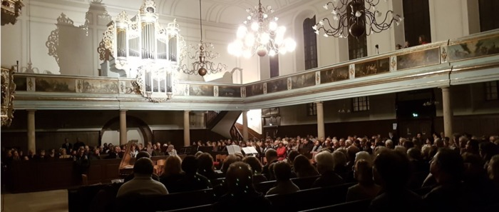Journées du patrimoine 2019 - Présentation et concert sur l'orgue Silberman