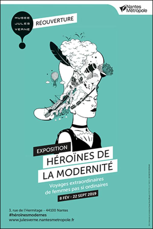 Nuit des musées 2019 -Héroïnes de la modernité