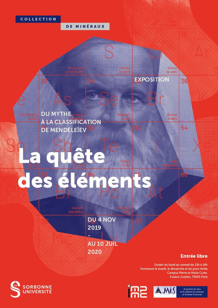 La quête des éléments - Du mythe à la classification de Mendeleïev
