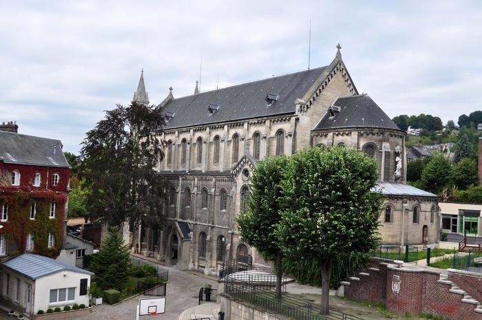 Journées du patrimoine 2019 - Visite libre de la chapelle du Pensionnat Jean-Baptiste de la Salle de Rouen