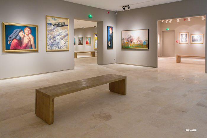 Journées du patrimoine 2019 - Visite libre des collections du musée Michel Ciry