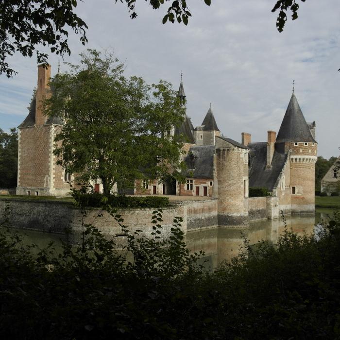 Journées du patrimoine 2019 - Visite libre du parc et du Conservatoire de la Fraise du Château du Moulin