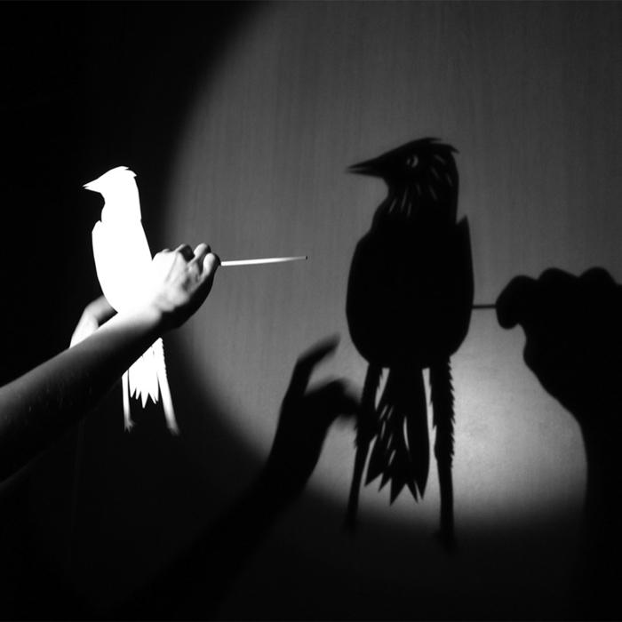 Journées du patrimoine 2019 - Atelier créatif «S'ombres héros » par l'artiste Caroline Milin