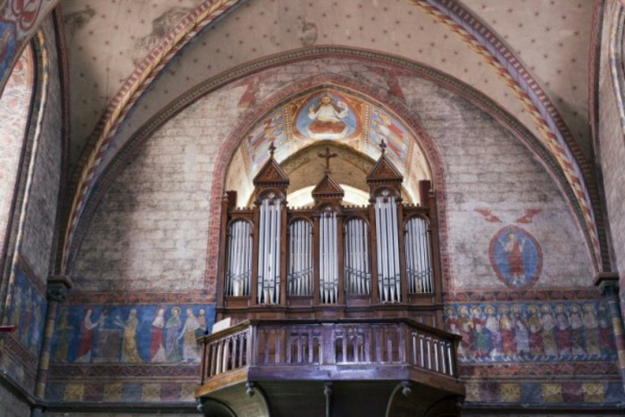Journées du patrimoine 2020 - Démonstration d'orgue