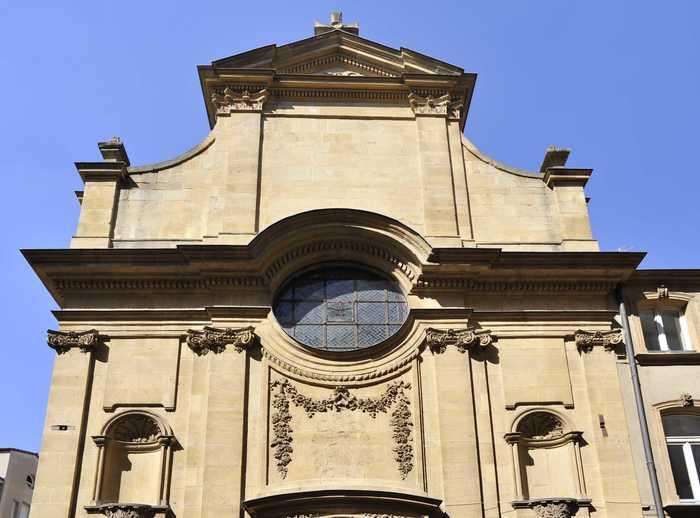 Journées du patrimoine 2020 - Découverte de l'église des Trinitaires