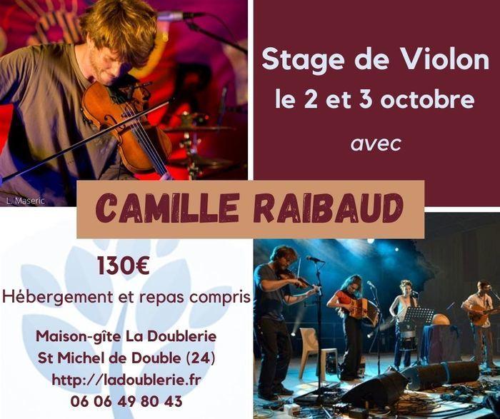 Stage - Violon