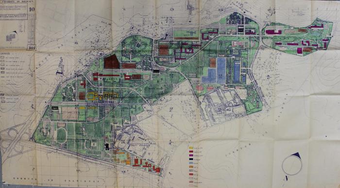 Journées du patrimoine 2019 - Le domaine universitaire Pessac-Talence-Gradignan 1950 - 2030 : un espace des possibles
