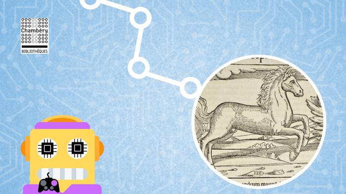 Journées du patrimoine 2020 - Tip tap clic pat : atelier numérique - création d'une chimère