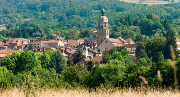 Journées du patrimoine 2020 - Visite de l'église de Saint-Amour