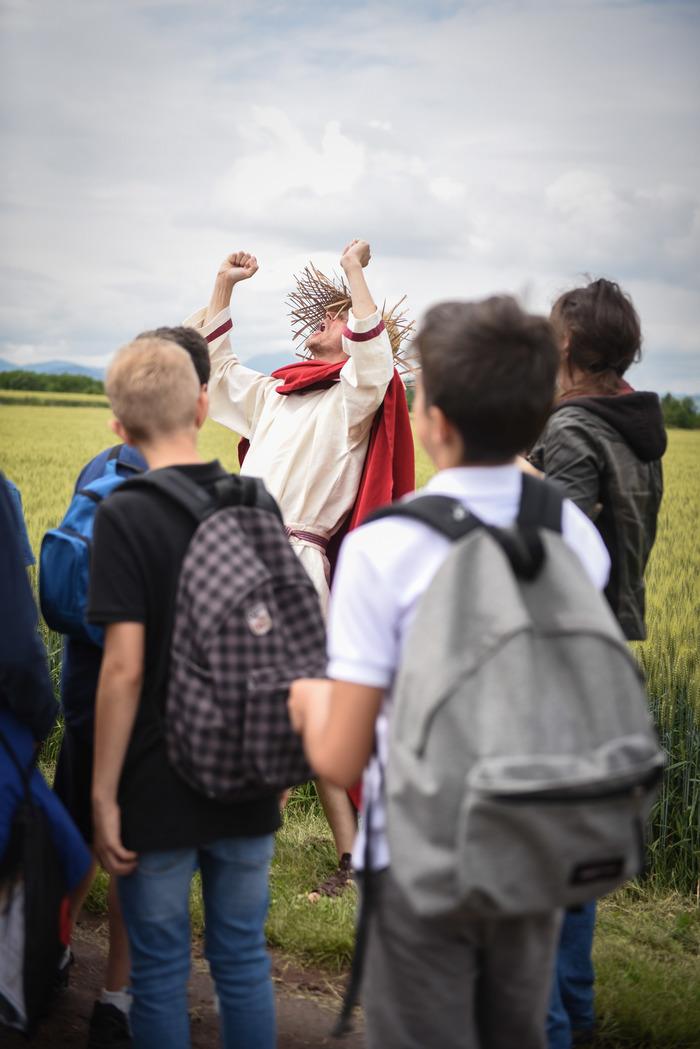 Journées du patrimoine 2019 - Visite théâtralisée « Un romain à Corent »