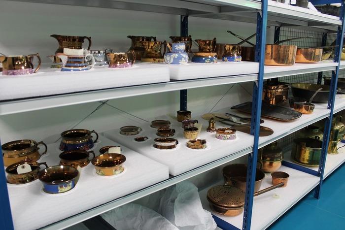Journées du patrimoine 2019 - Visite guidée des réserves du musée d'art et d'histoire de Granville