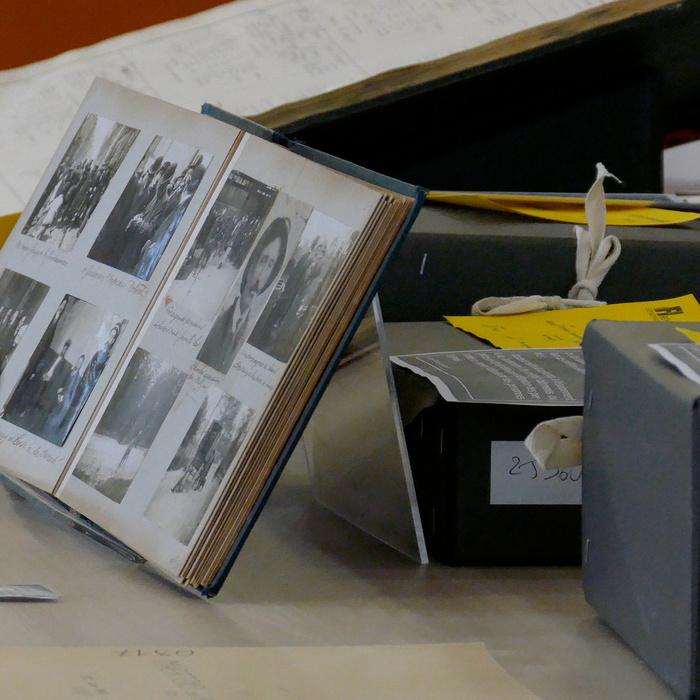 Journées du patrimoine 2020 - Exposition à voir et à toucher aux archives du Val-de-Marne