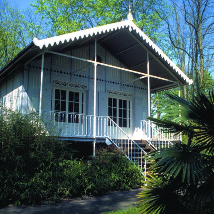 Journées du patrimoine 2020 - Visite guidée d'une maison métallique dans la forêt