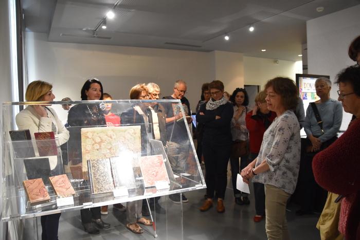 Journées du patrimoine 2019 - Visite guidée des collections en présence de la collectionneuse Valérie Hubert
