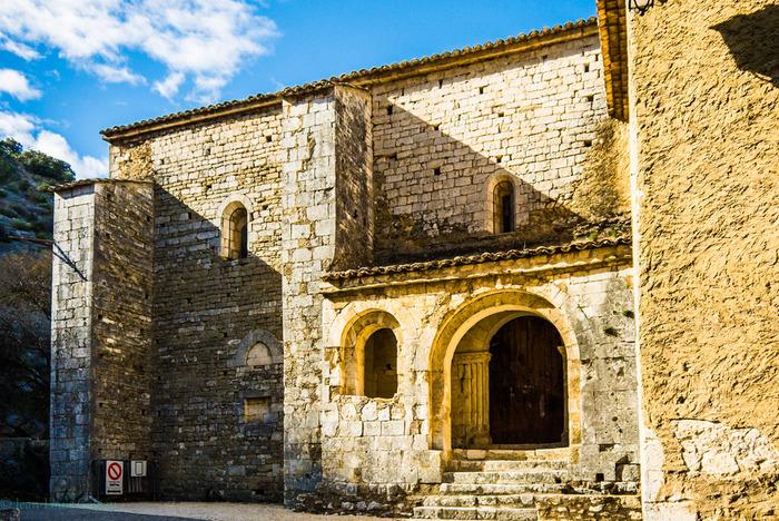 Journées du patrimoine 2019 - La chapelle San Samonta, une énigme architecturale
