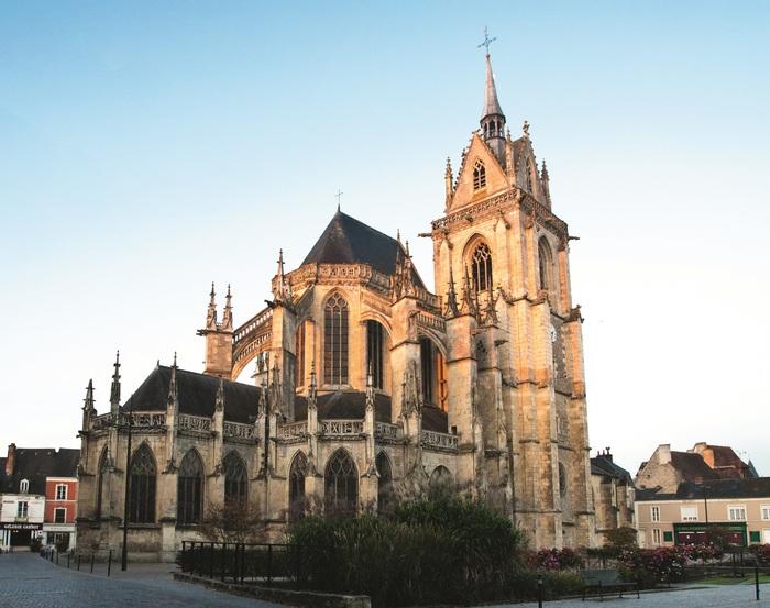Journées du patrimoine 2019 - Visite guidée de l'Eglise Notre Dame des Marais