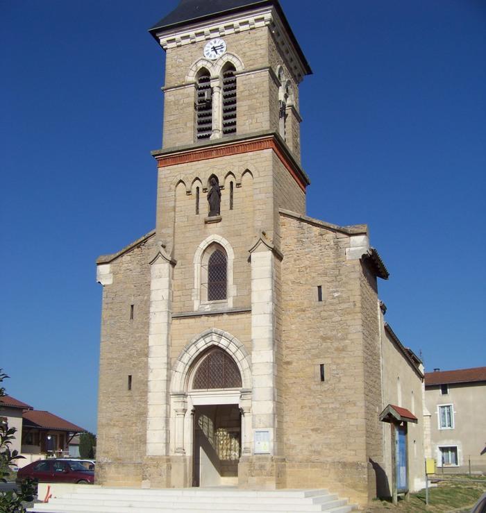 Journées du patrimoine 2020 - Eglise de Rancé