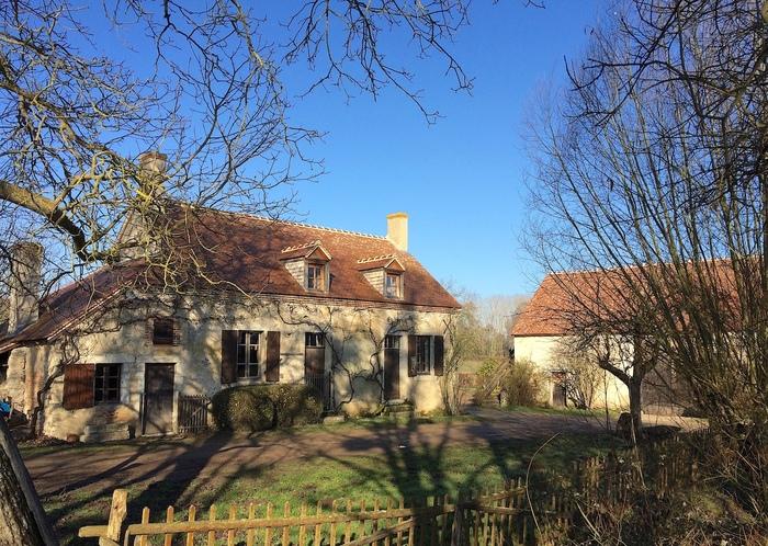 Journées du patrimoine 2020 - Embraud, une locaterie bourbonnaise des bords d'Allier