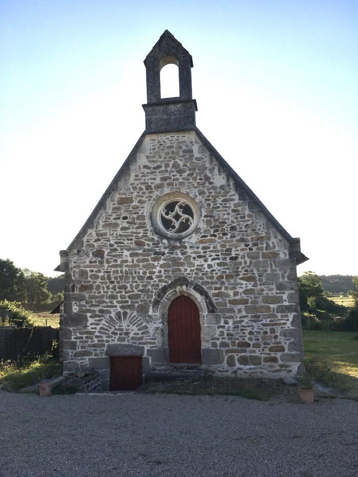 Journées du patrimoine 2020 - Visite libre de la Chapelle de Bavalan (propriété privée)