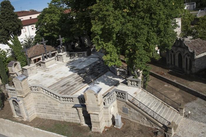 Journées du patrimoine 2020 - Visite guidée du Calvaire des Récollets et de l'église Ste-Croix