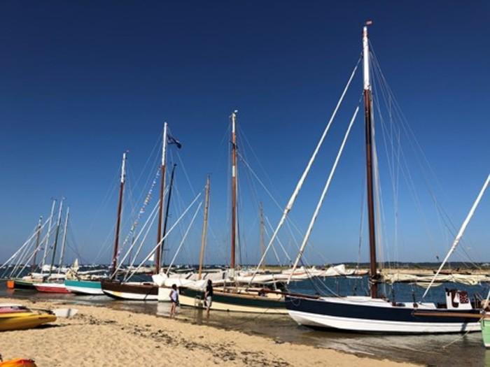 Journées du patrimoine 2019 - Découverte des bateaux traditionnels du Bassin d'Arcachon