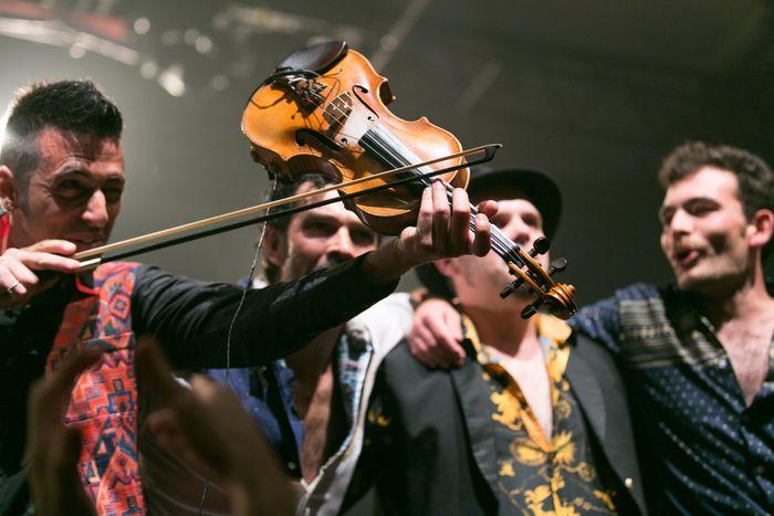 Journées du patrimoine 2019 - Concert du groupe Aälma Dili
