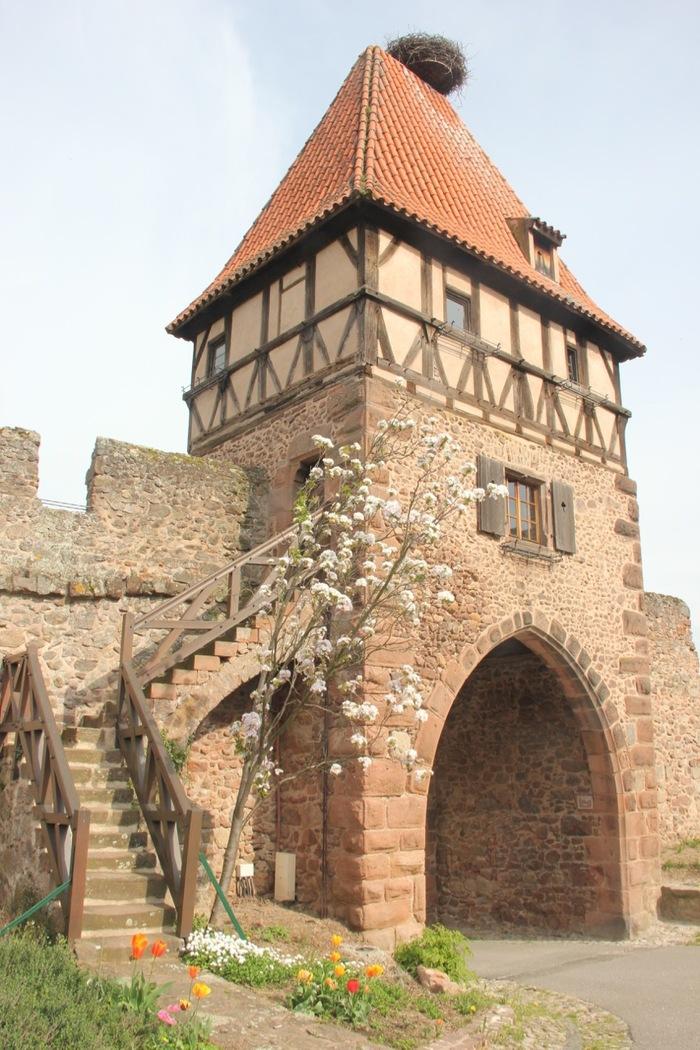 Journées du patrimoine 2019 - Visite guidée du quartier du château