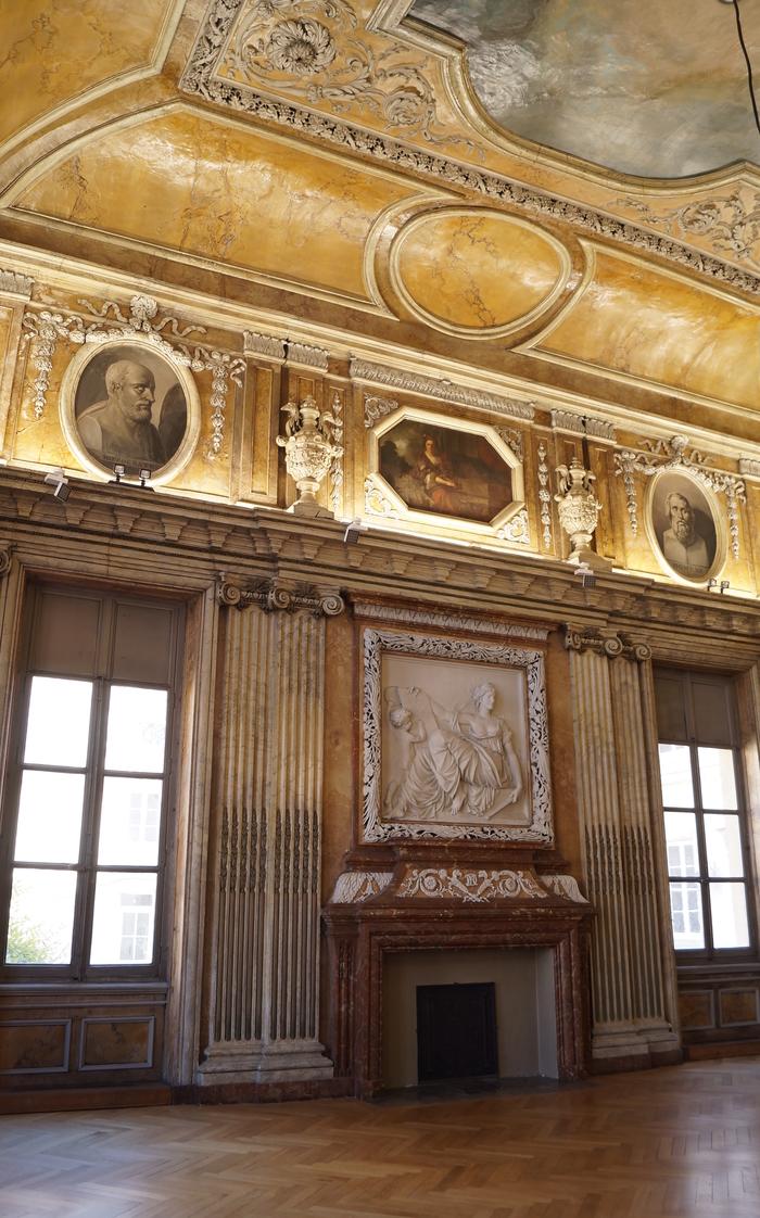 Journées du patrimoine 2019 - Hôtel Despringles / salle Guyton de Morveau