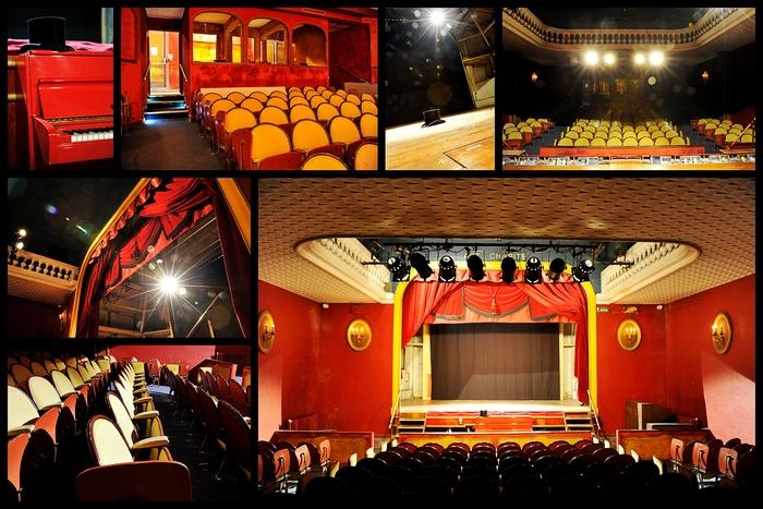 Journées du patrimoine 2019 - Visites théâtrales du Théâtre de l'Œuvre par la Cie La Criatura