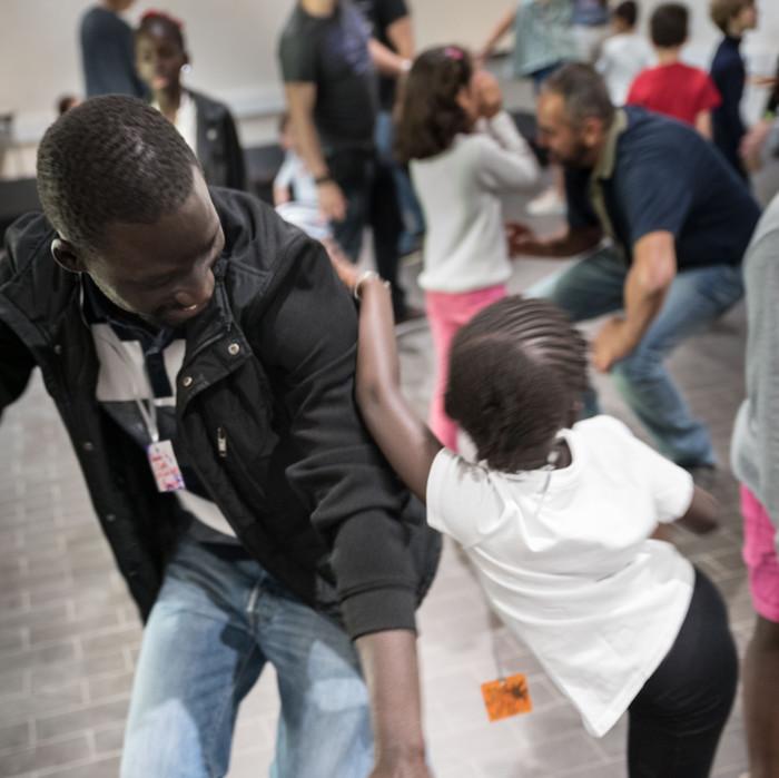 Atelier danse parent/enfant