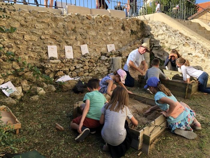 Journées du patrimoine 2020 - Exposition archéologique