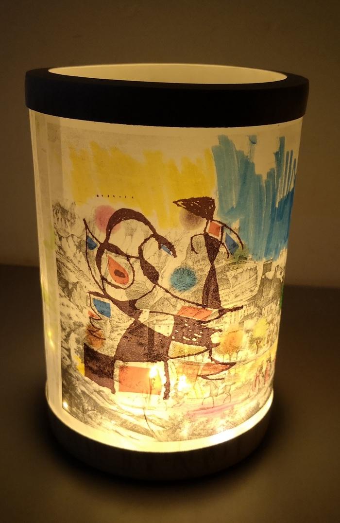 Nuit des musées 2019 -La classe, l'oeuvre ! : soirée lumineuse au Musée