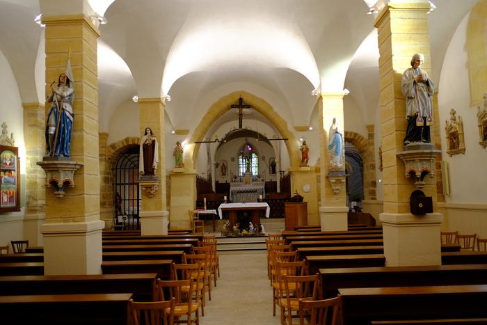 Journées du patrimoine 2020 - Visite guidée de l'église et du vieux bourg