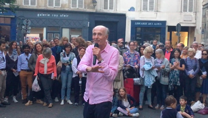 Fête de la musique 2019 - Partager la chanson française avec Joël Dalle
