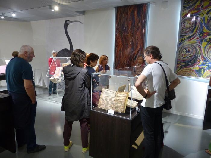 Journées du patrimoine 2020 - Visite guidée des collections et des expositions temporaires