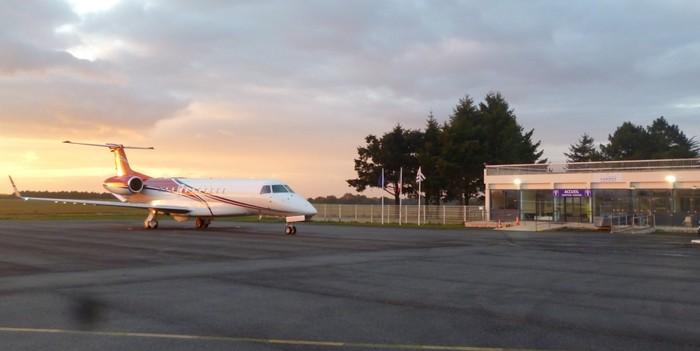Journées du patrimoine 2020 - Venez visiter l'aéroport de Vannes-Golfe du Morbihan.