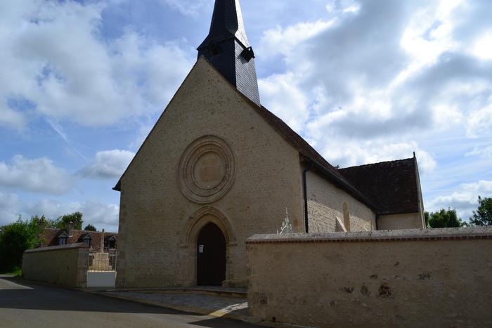 Journées du patrimoine 2020 - Visite libre de l'église Saint Rémi de Pizieux