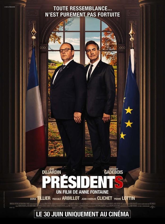 COMÉDIE D'ANNE FONTAINE AVEC GREGORY GADEBOIS… FRANCE - 2021 - 1H40