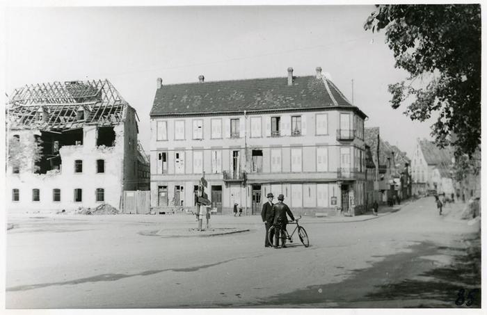 Journées du patrimoine 2020 - Visite de la ville d'Haguenau en réalité augmentée