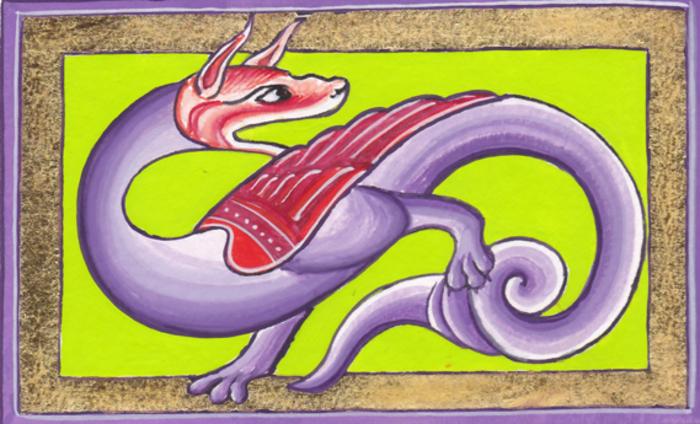 ATELIER CRÉATIF - JEUNE PUBLIC - « Licornes, griffons et dragons »